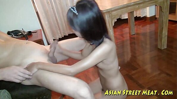 Asian Girlette Does Anal For Love Money And Health